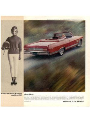 Buick Print Ads