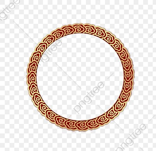Window Grille Circle Border Traditional Border Vintage Border Bamboo Classical Border Window Grille Png Transparent Image And Clipart For Free Download In 2020 Vintage Borders Circle Borders Graphic Design Background Templates