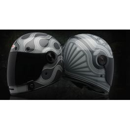 Capacete BULLITT Chemical Candy Black Grey