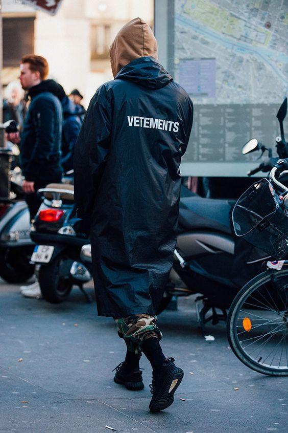 Fashion Week homme Street looks Paris automne hiver 2016 2017: