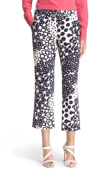 Trina Turk 'Lutton' Print Crop Pants