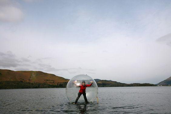 Walking On Water To Launch Keswick Mountain Festival
