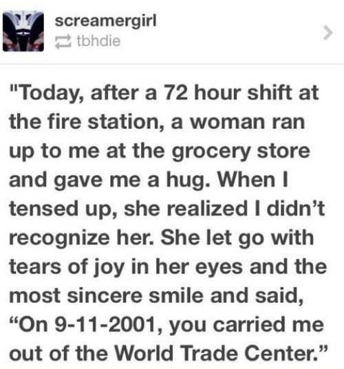 You never know how your day will go. Love this!