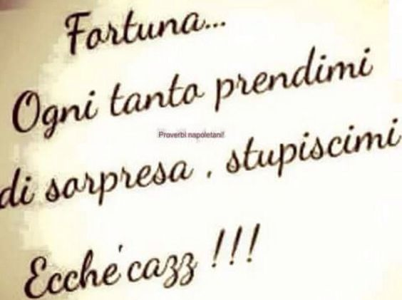 Fortuna ...