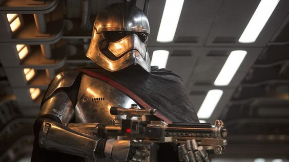 Download Captain Phasma Star Wars the Force Awakens 5120x2880