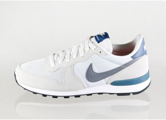 Nike Internationalist (Light Base Grey / Cool Grey - New Slate - Summit White)