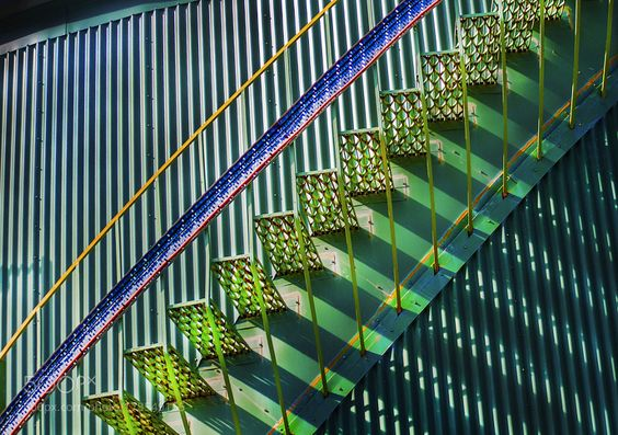 stairs detail by PaulFinlay. @go4fotos
