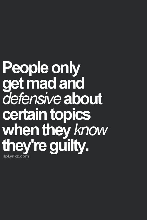 Like my ex's Pinterest board...that he copies in an attempt to appear victimized!  Insecurity and Guilt at it's best!!