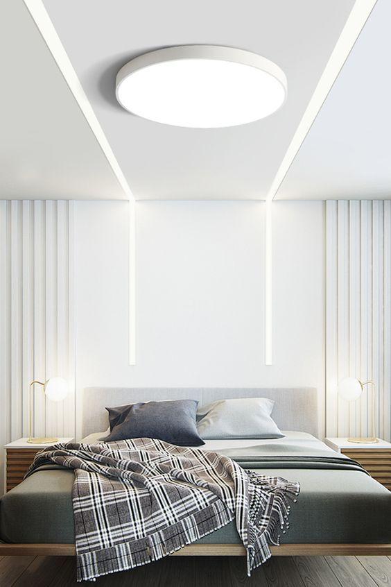 22 Modern And Romantic Bedroom Lighting Ideas Romantic Bedroom Lighting Bedroom Light Fixtures Bedroom Lighting Bedroom lighting ideas and light