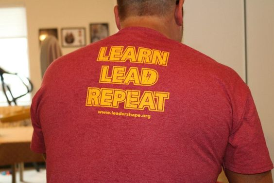 LeaderShape: Pebble Club: 2015 Campaign, Part 3