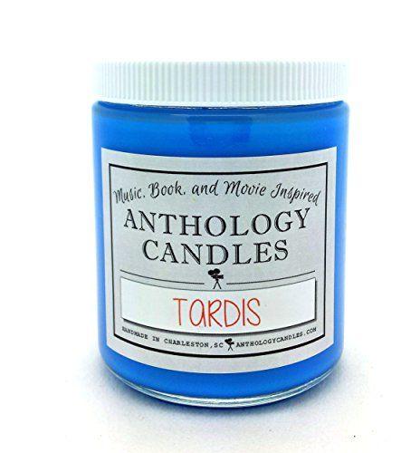 Anthology Candles @ Amazon.com