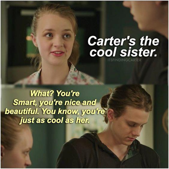 "#FindingCarter 1x03 ""Drive"" - Taylor and Max"
