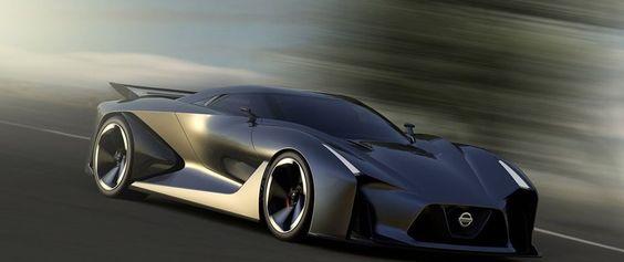 Nissan fará uma versão real de carro-conceito criado para o Gran Turismo - TecMundo