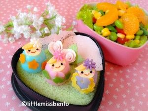 Year 2013 My Personal Favourite Bentos - Little Miss Bento