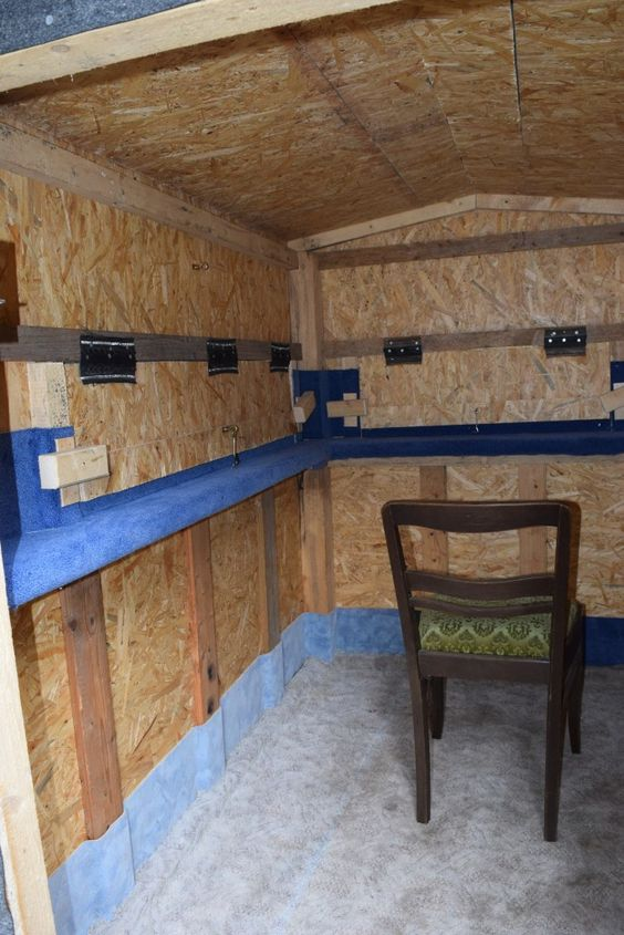 insanely mobile and comfortable hunting blind