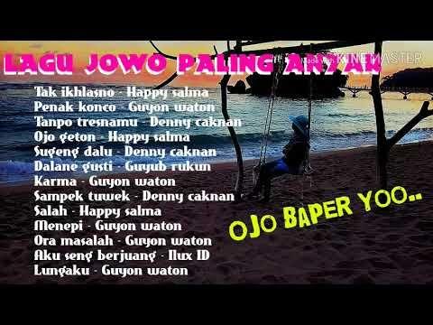 Full Album Lagu Jawa Paling Terbaru Tak Ikhlasno Youtube