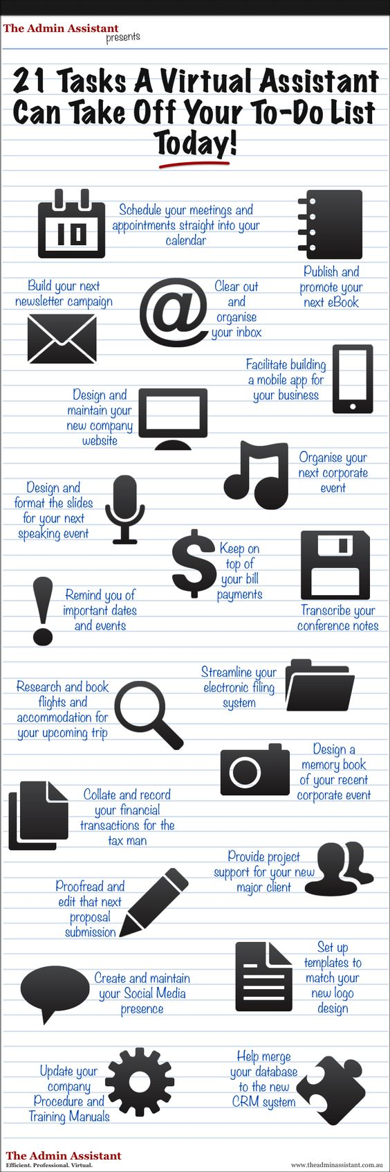 Clear Your To Do List with a Virtual Assistant