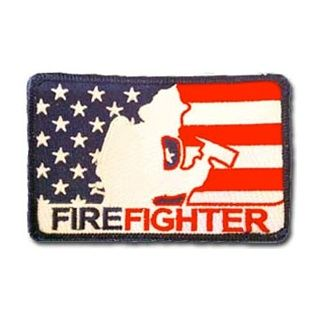 American Firefighter Patch