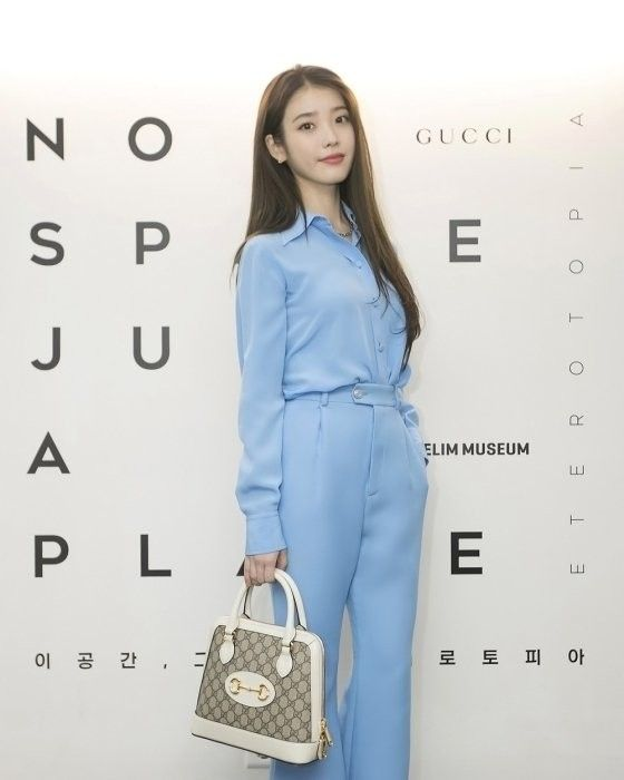 Pin By Tsang Eric On Korean Actress Singer In 2020 Stage Outfits Iu Fashion Fashion