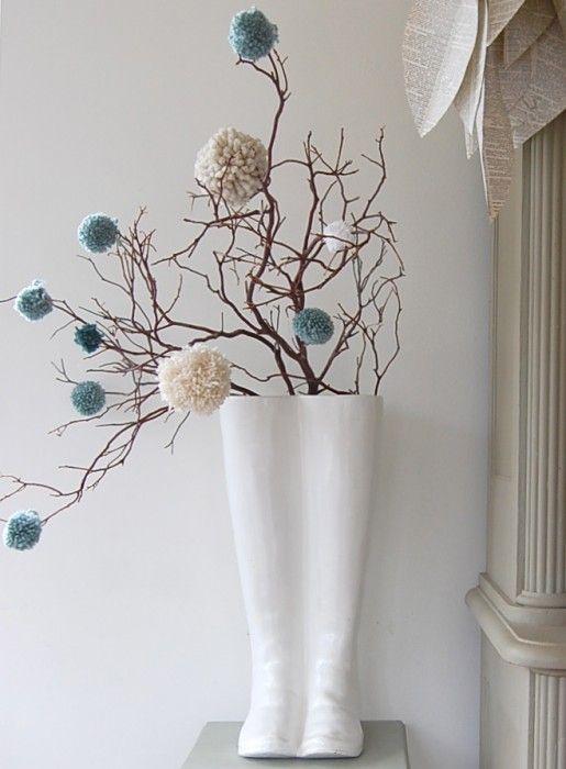 pom pom tree - so pretty!