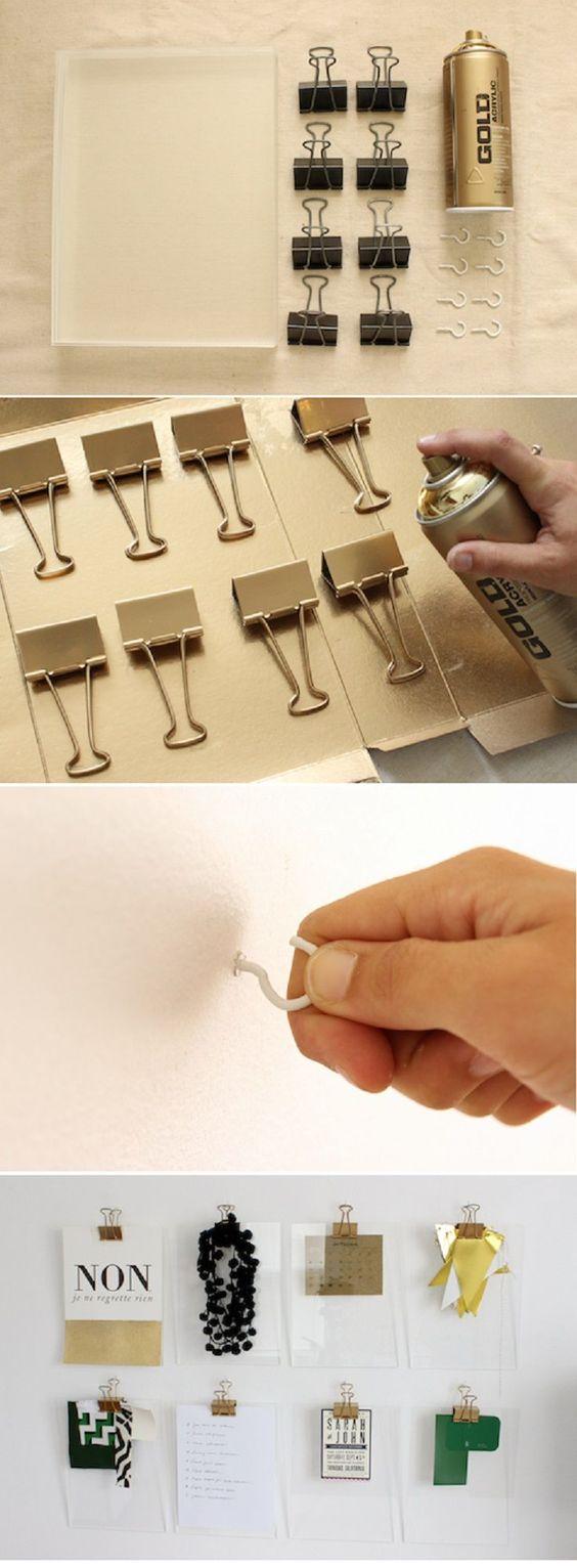 Bonne idée!!