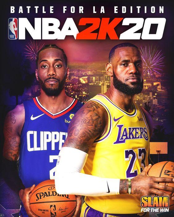 Let The Battle For La Begin Thescore Com In 2020 Nba Basketball Art King Lebron Basketball Players Nba