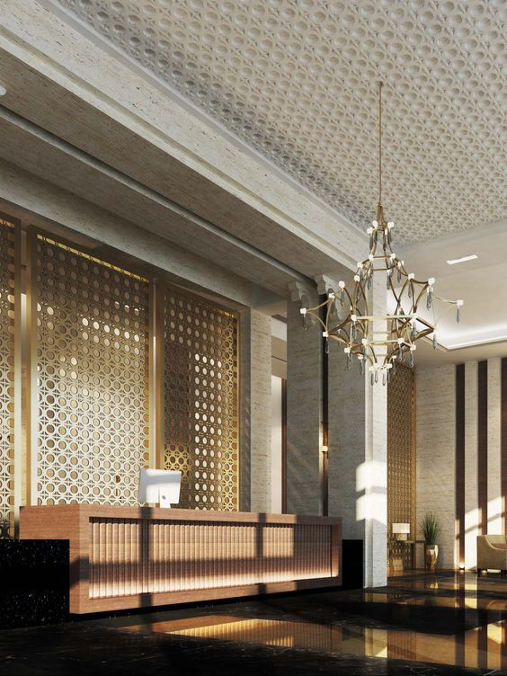 Toronto Boasts Canada S Priciest Hotel With Images Yabu Hotel Lobby Design Hotel Interior Design