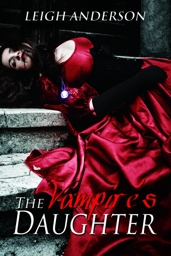 "A $10 Amazon Gift Card, 1 Digital Copy of ""The Vampire's Daughter"" and 5 Vampire Chokers"