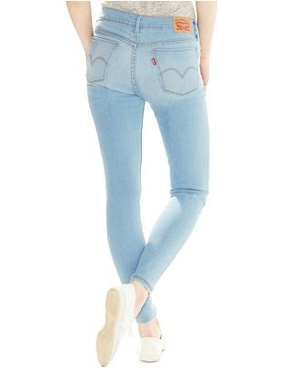 Levi&39s® 710 Super Skinny Jeans Mirror Pond Wash - Jeans - Women