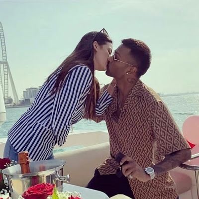 Pin On 15 Hardik Pandya Girlfriend Natasha Images