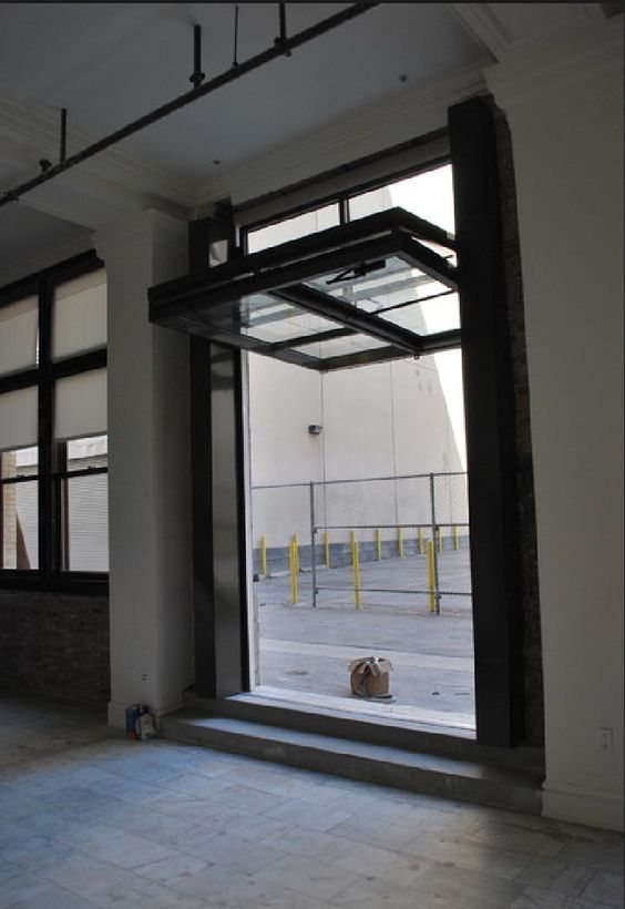 Industrial Garage Door industrial decor style is perfect for any space. an industrial