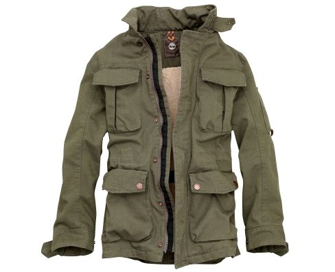 Mens Fleece Lined Coat - Coat Nj