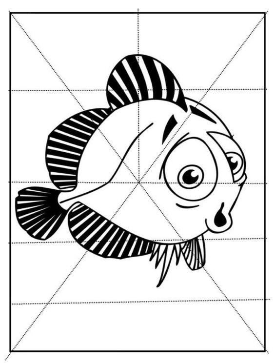 Puzzle do wycinania: Ryby Puzzle do wycinania Wycinanki