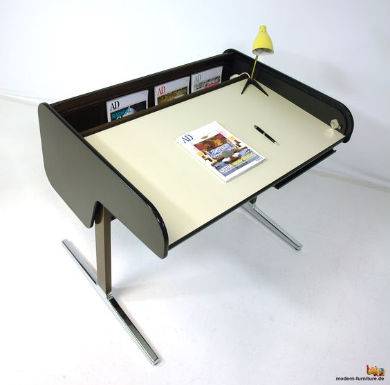 george nelson herman miller action office roll top desk 1964 schreibtisch action office desk george
