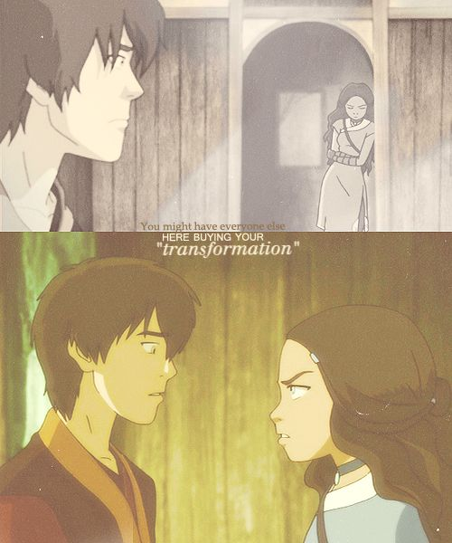 avatar and katara fucking hard