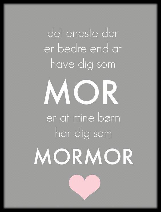 mors dag citat Janne Bekker (jannebekker9) on Pinterest mors dag citat