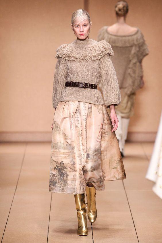 Laura Biagiotti   Milan Fashion Week   Fall 2016