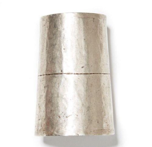 Rebecca Pinot silver cuff - Simon Miller: