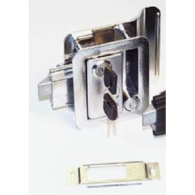 Chrome Rv Door Lock These Trimark Style Door Locks Are