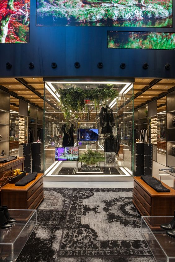 Diesel flagship store, New York City » Retail Design Blog