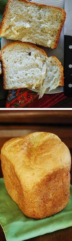 bread machine bread dense