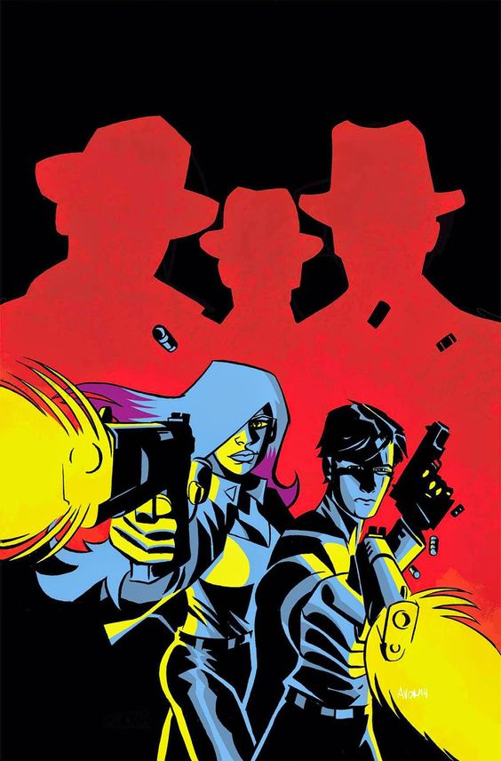 Marvel Cover of the Day: United States Of Murder Inc #6