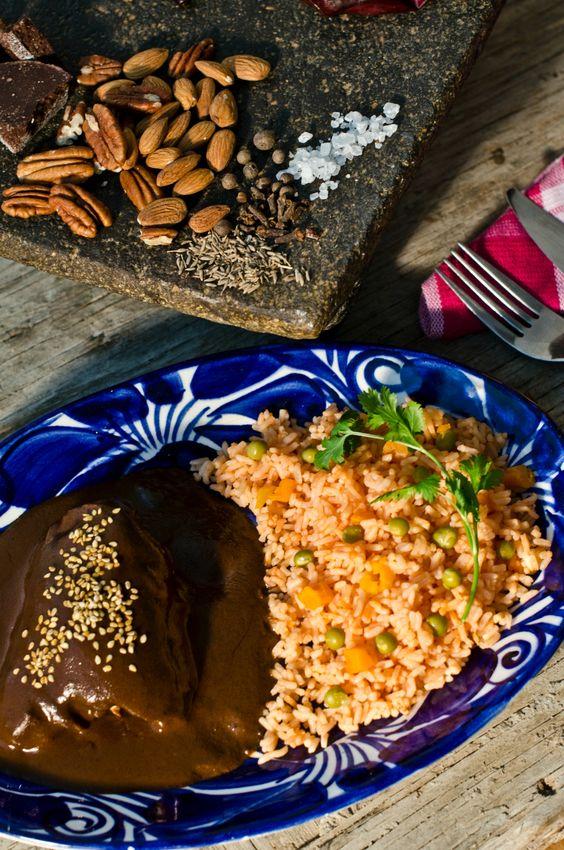 Mole Poblano, La salsa mas famosa, México