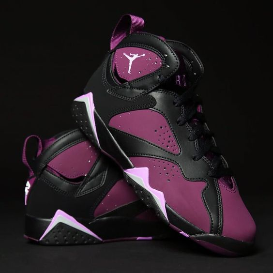 "tom sayer - Mulberry flavored. The Nike Air Jordan 7 Retro ""Mulberry"" is ..."