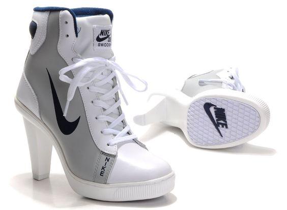 Zapatillas Nike Para Mujer Con Tacon