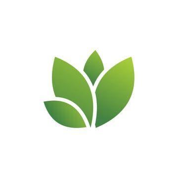 Modelo De Vetor De Logotipo De Folha Verde Clipart De Saude Logo Icones Imagem Png E Vetor Para Download Gratuito In 2021 Leaf Logo Fresh Logo Design Plant Logos