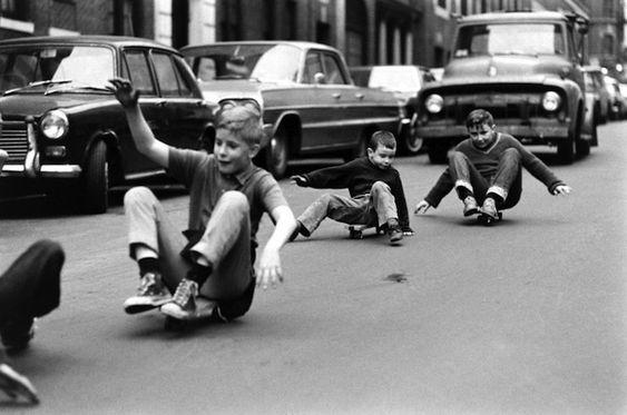 Capturing the Boom of Skateboarding in the 1960s - Bill Eppridge