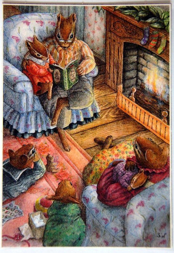 Téli mesevilág Susan Wheelertől