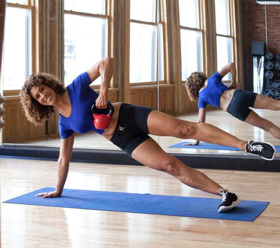 Other Kettlebell Ab Exercises