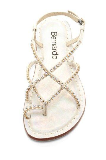 Mariko Jeweled Sandal